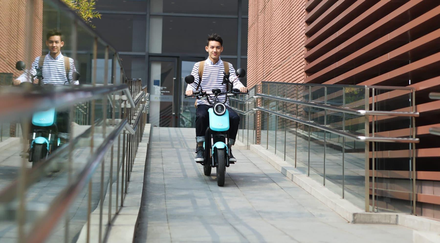 u series best urban scooter