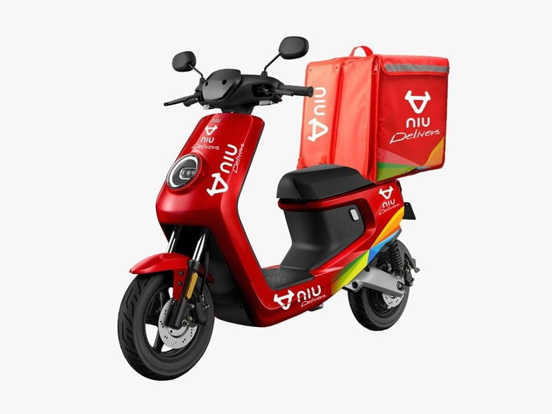 niu mopeds just east delivery bike