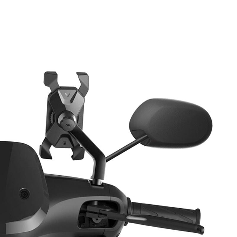 niu phone holder moped