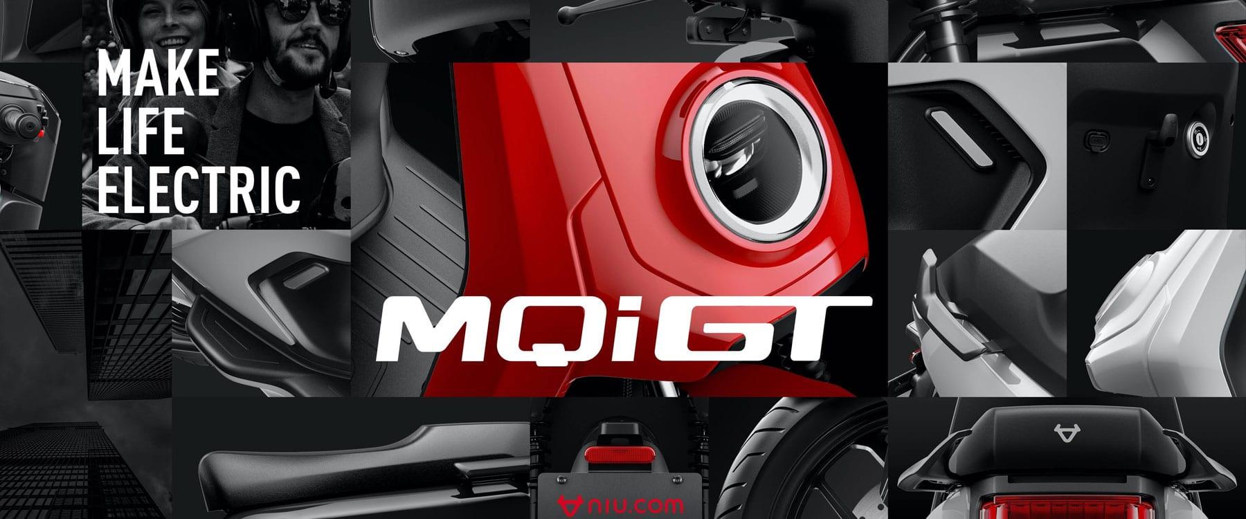 MQi GT make life electric bike