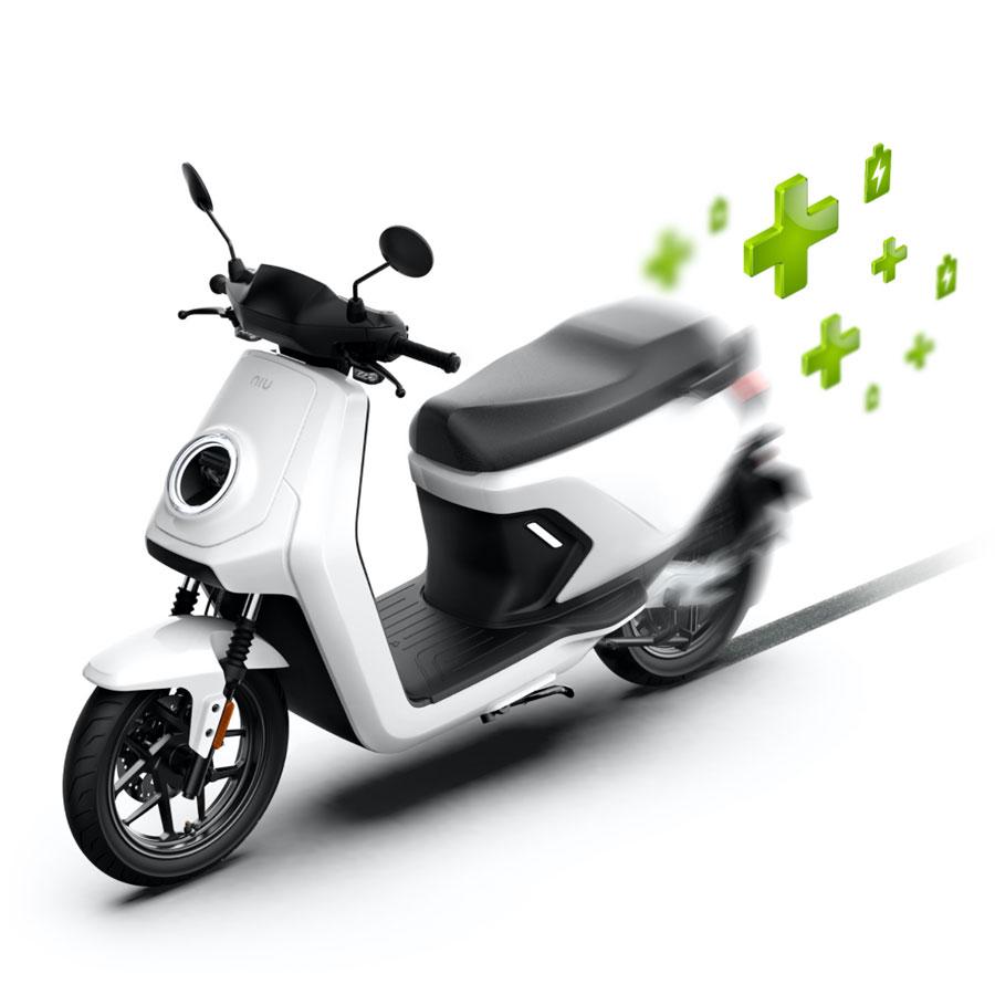 eco friendly electric bike MQI GT
