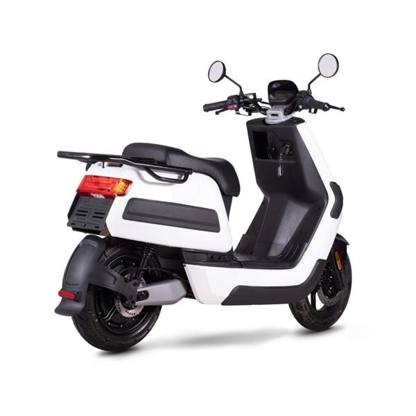 NQiGT Cargo electric delivery bike back