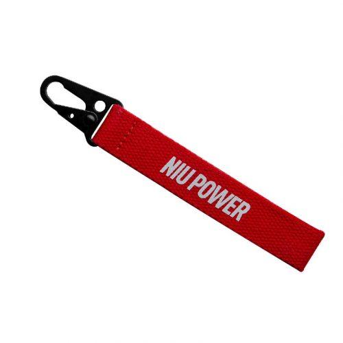 NIU Keychain Red 2