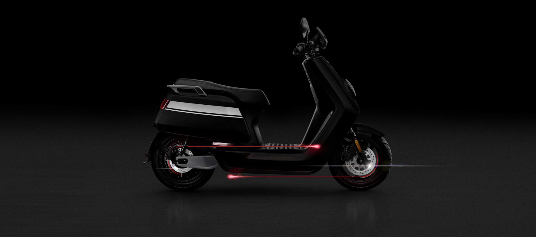 e scooter advanced breaking system