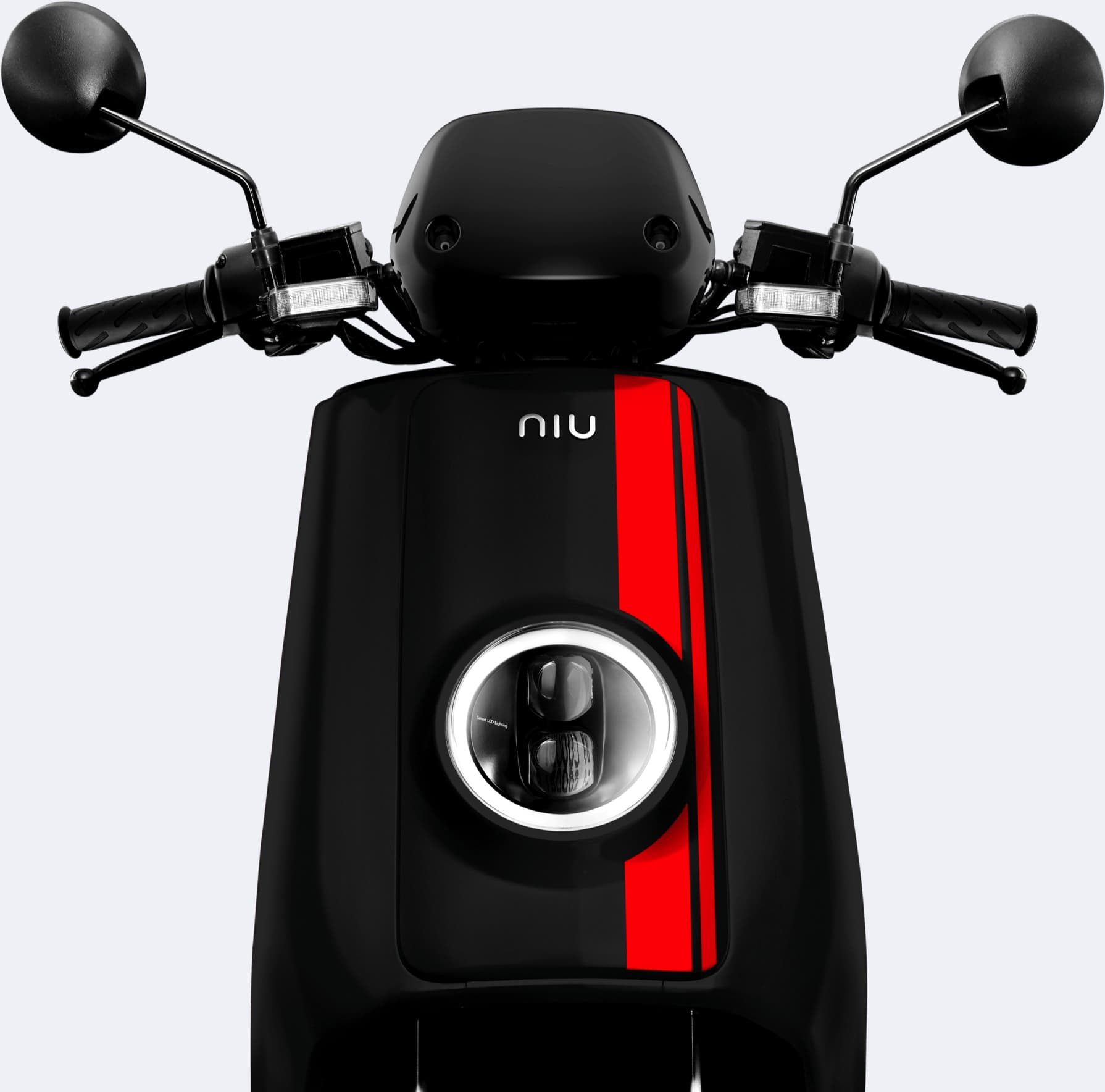 niu electic scooter design