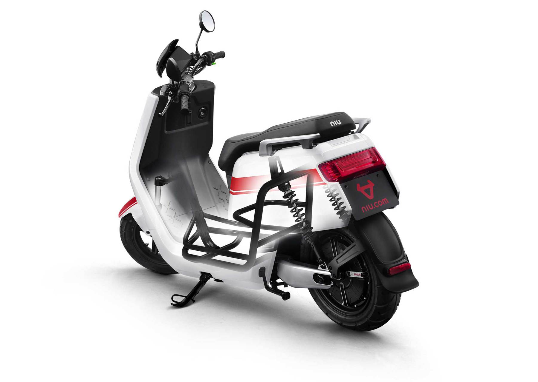 niu scooter roll cage