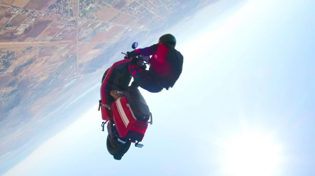 Skydive Stunt Jump 1 NIU