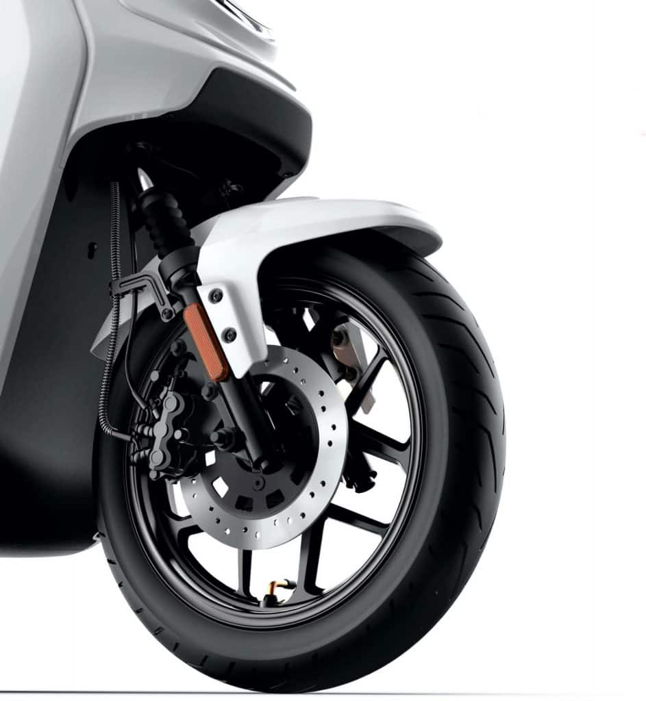 durable NIU scooter 1