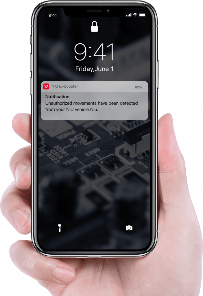 remote controls notifications