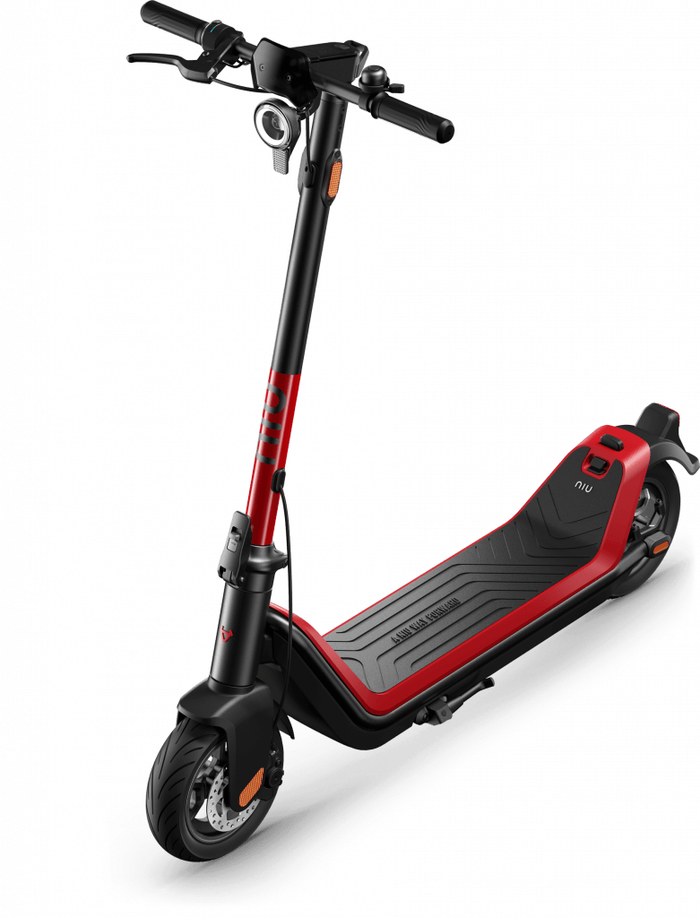 kick scooter feature