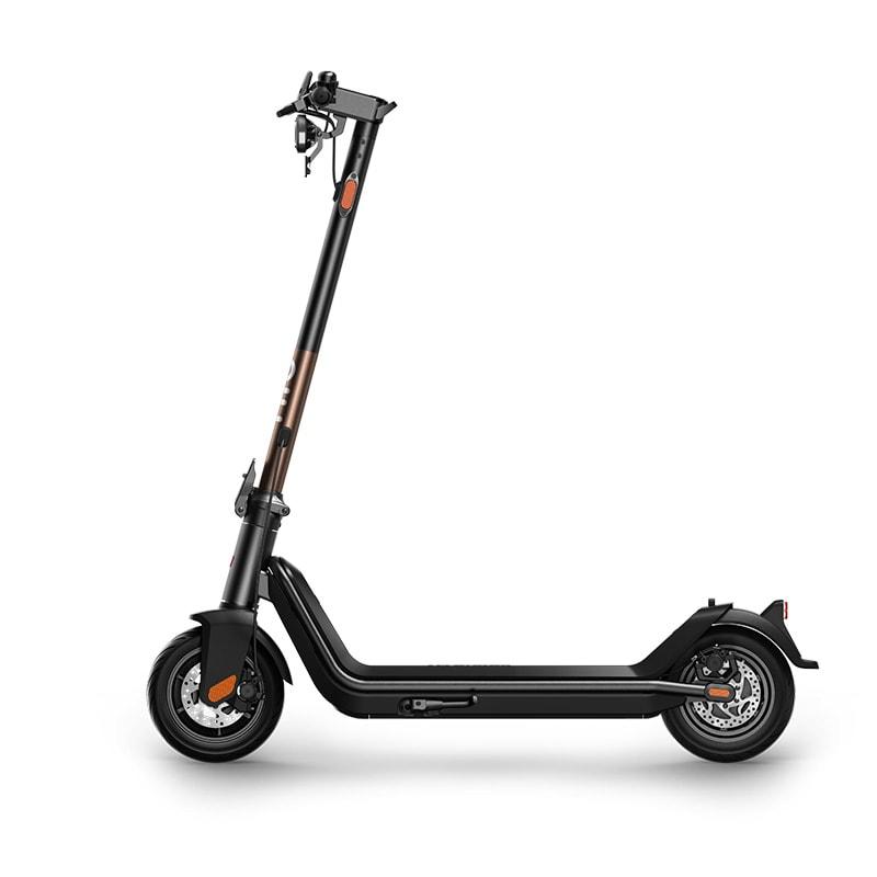 kqi3 niu scooter black copper