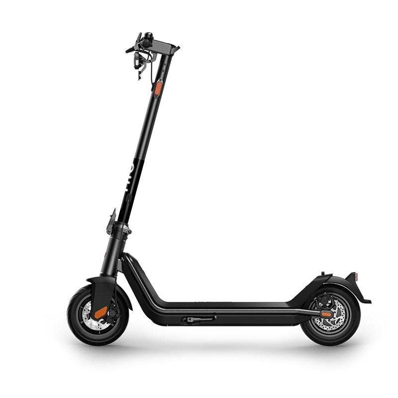 kqi3 niu scooter black white