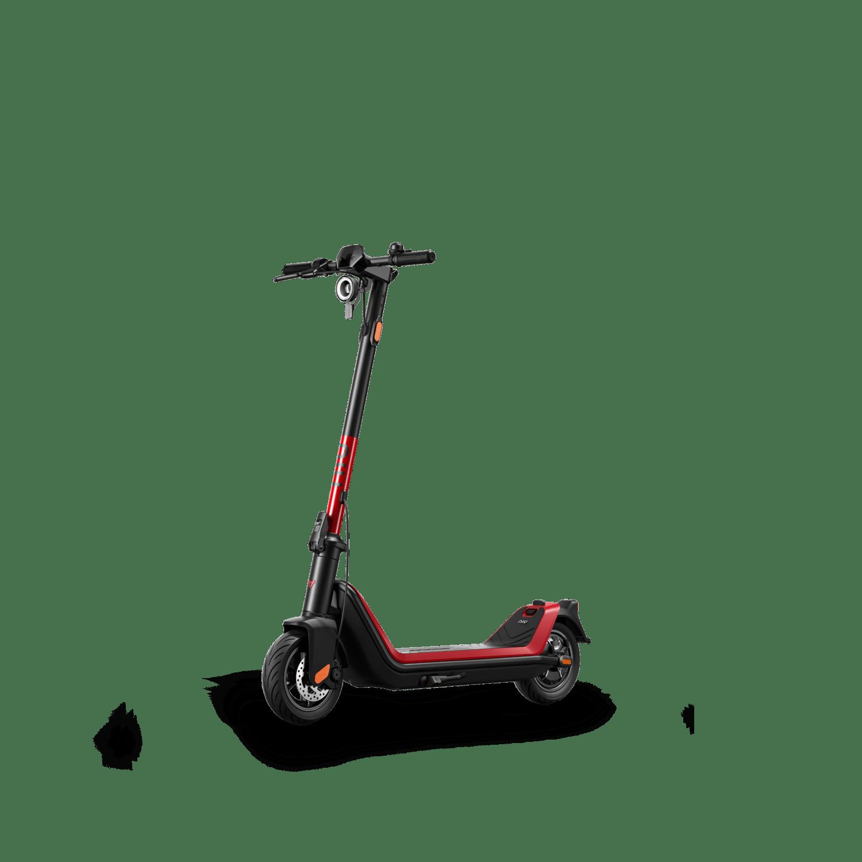 kqi3 niu scooter three quarter