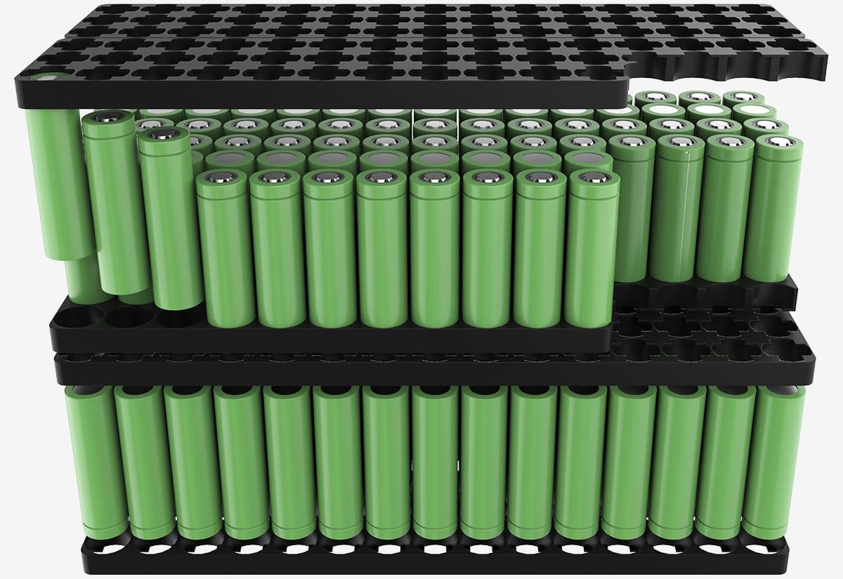 niu Integrated Battery Armor